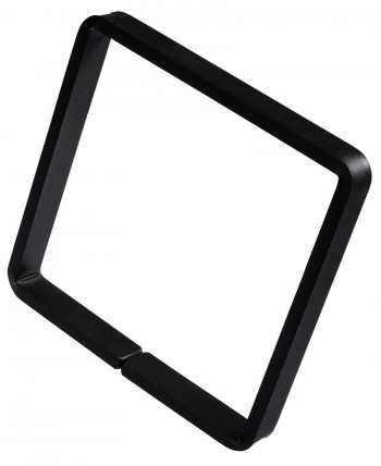 Closed Frame made of Flat Steel