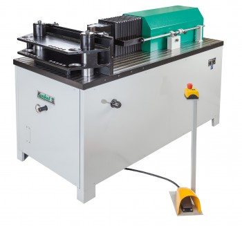 Straightening and Bending Machine ECO 80 with Accessories and Straightening Beam