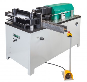 Straightening and Bending Machine ECO 120 with Accessories and Straightening Beam
