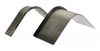 Precision-bent Parts made of Stainless Steel