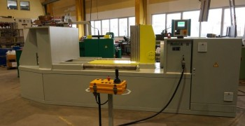 Straightening and bending machines